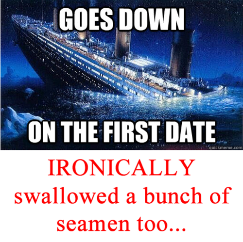 First Date Jokes Down on The First Date Quot