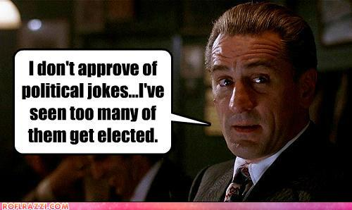 45 Funny Political Jokes + Politically Incorrect Jokes