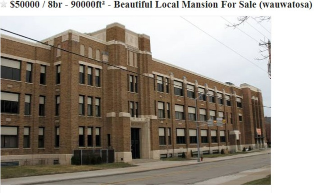 Picture of High School For Sale