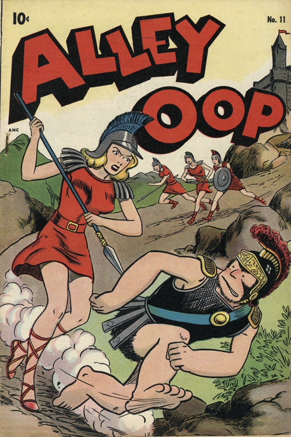 Alley Oop Comics #1