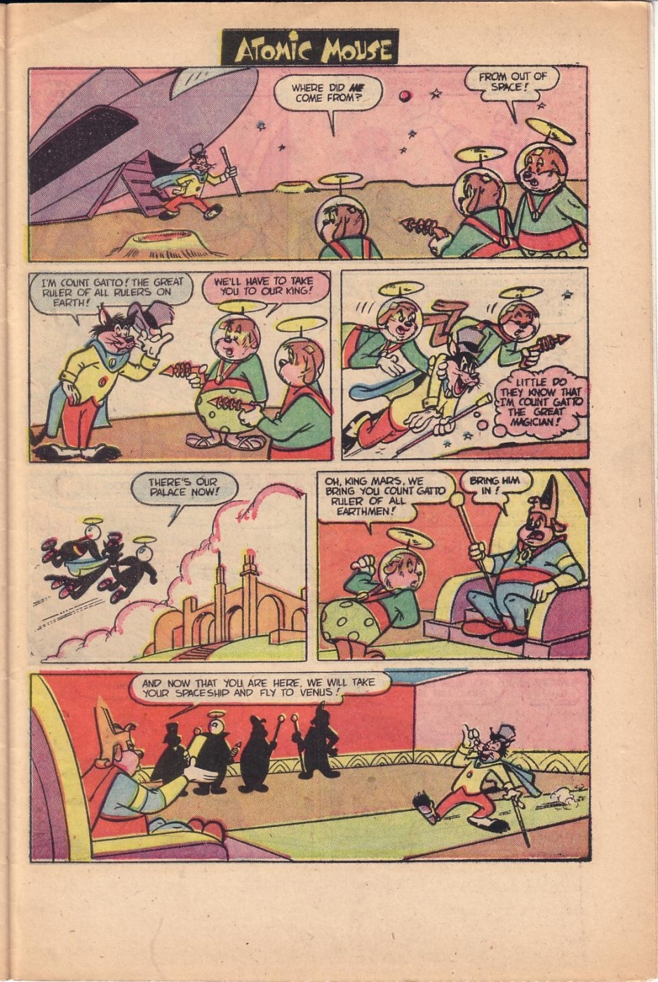Atomic Mouse Comics - Funny Comics (29)