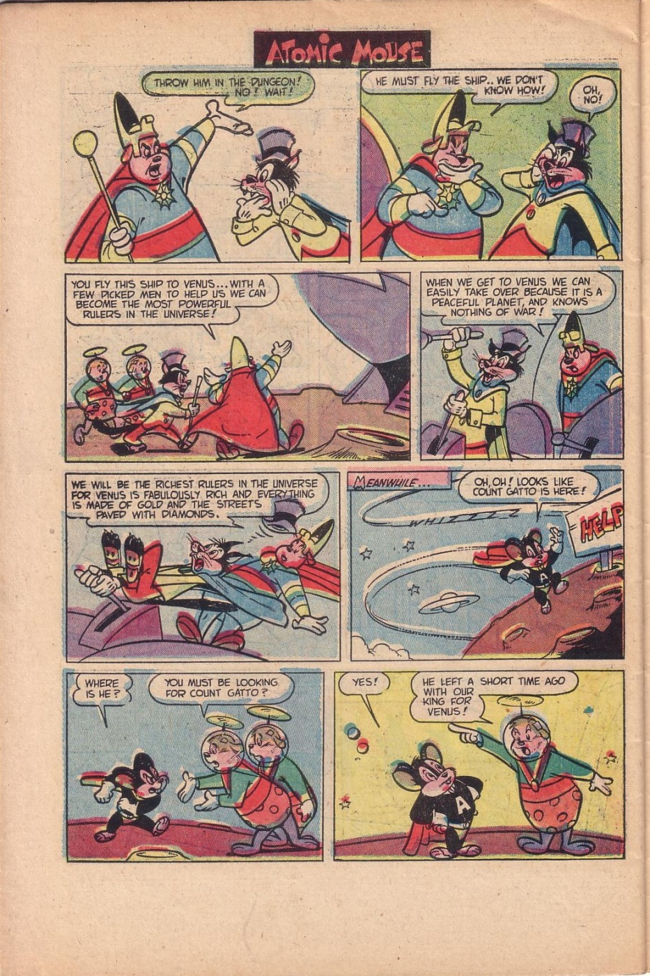 Atomic Mouse Comics - Funny Comics (30)
