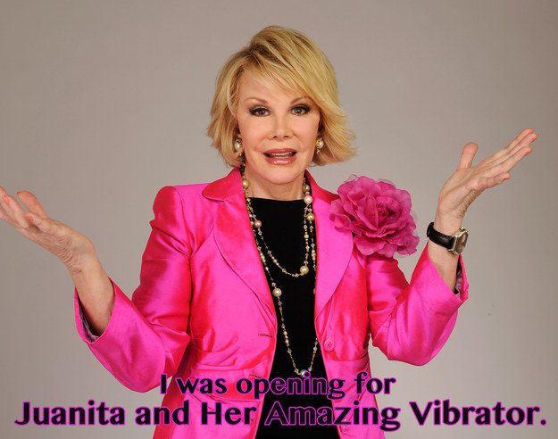 29 Best Joan Rivers Jokes
