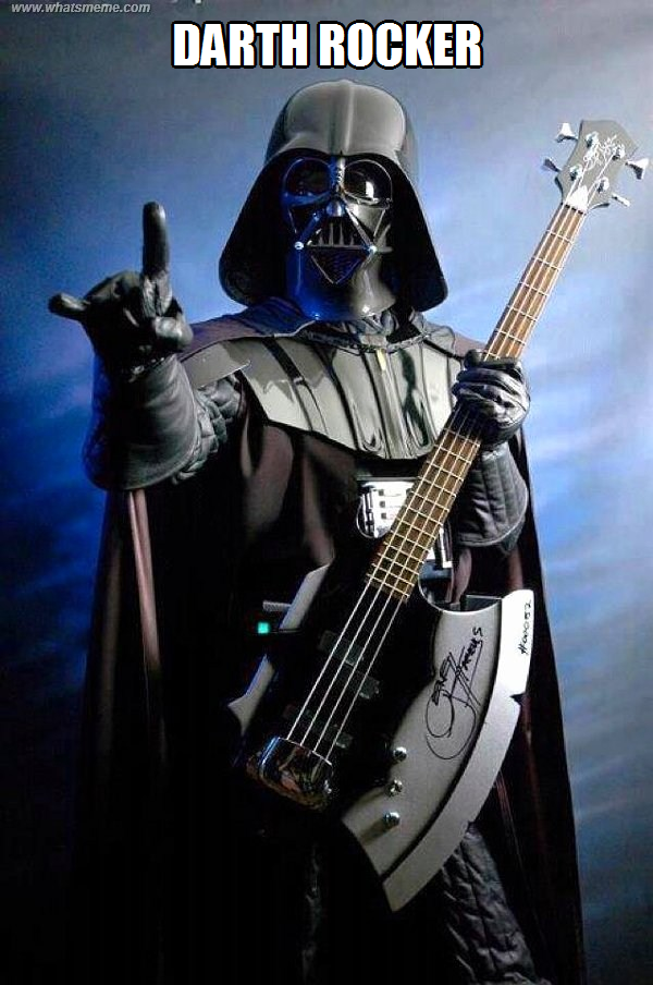 Star-Wars-Memes-About-Darth-Vader-The-Rocker