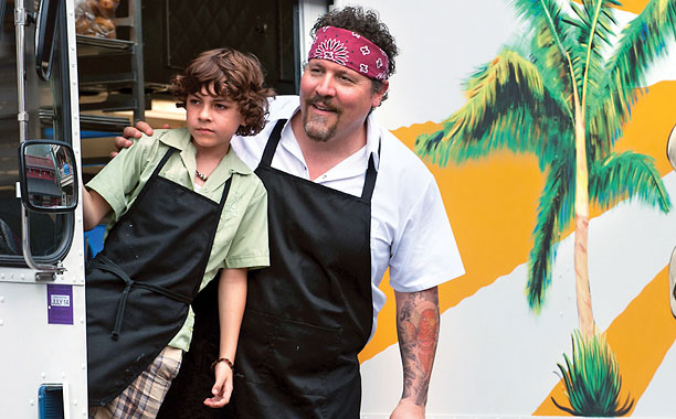 Movies About Cooking | The Good Family Movie 'Chef' | Review
