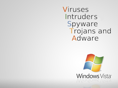 Funny Acronym About Windows Vista