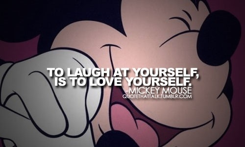 Quotes Laugh At Yourself: Mickey Mouse Quotes You Will Enjoy