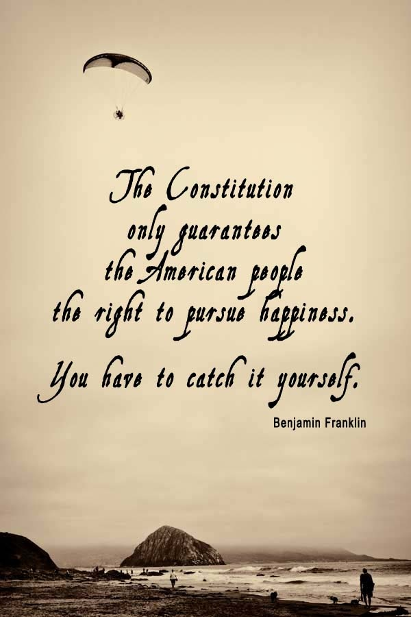 Benjamin Franklin Quotes About Government