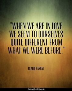 Famous Blaise Pascal Quotes About Love