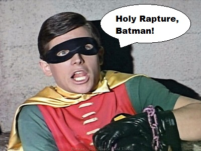 Holy Batman Quotes By Robin