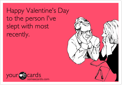 Happy Valentines Day -  Funny Quotes