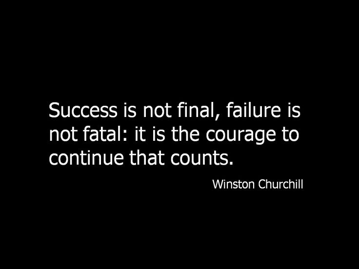 Winston Churchill Quotes About Success