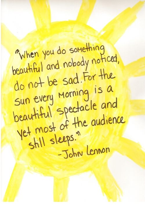 Continue reading these famous John Lennon quotes