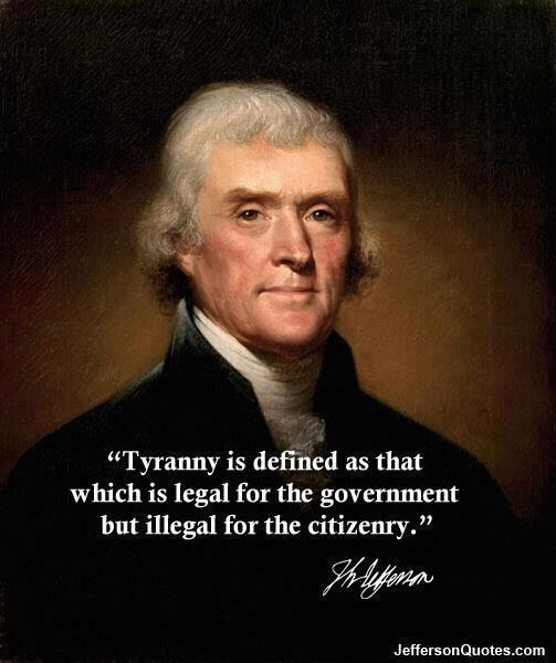 Thomas Jefferson Quotes On Government