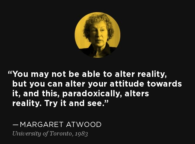 an analysis of the passages in oryx and crake a novel by margaret atwood It turns out the woman behind such eerily prescient novels as the handmaid's tale and oryx and crake is just as wise as her tales are haunting here are 15 of the most profound quips from author, activist, and twitter enthusiast margaret atwood, who was born on this day in 1939.