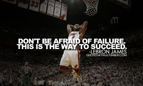 Inspirational Basketball Quotes LeBron James #3375846 | Quote Addicts