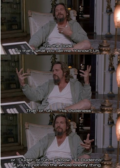 memorable quotes from big lebowski quotesgram