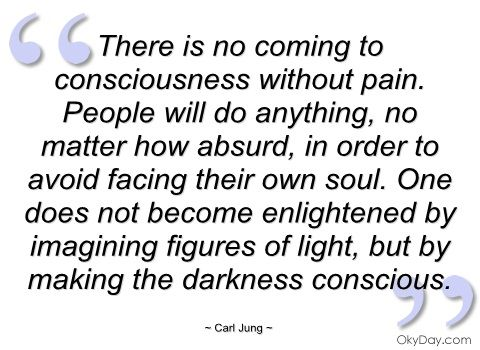 Carl Jung Quotes About Consciousness