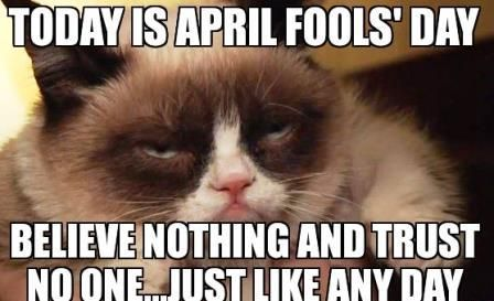 Funny April Fools Day Story