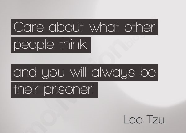 Laozi Quotes About What Other People Think