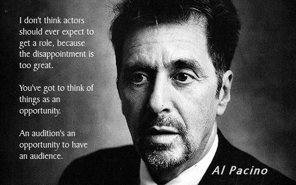 Best Al Pacino Quotes On Acting