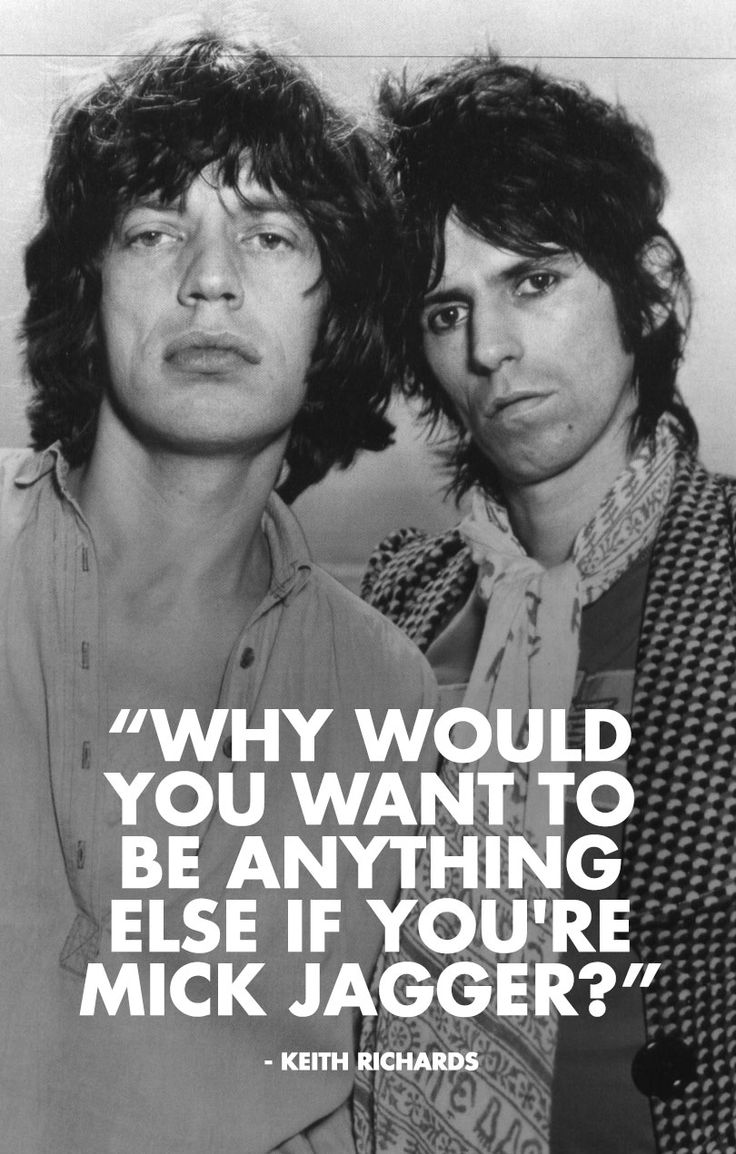 Best Keith Richards Quotes