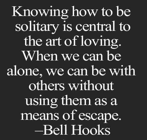 Bell Hooks Quotes On Love