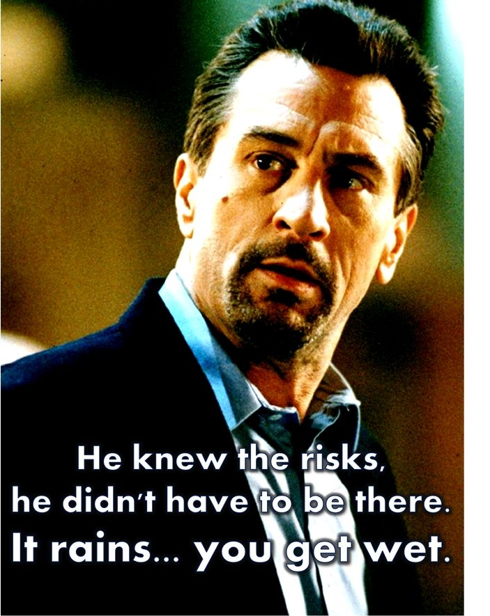Robert De Niro Movie Quotes