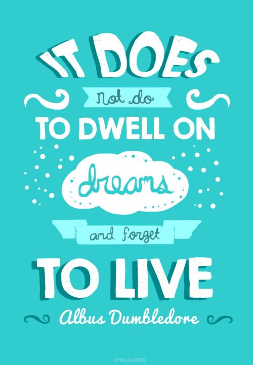 Albus Dumbledore Quotes About Dreams