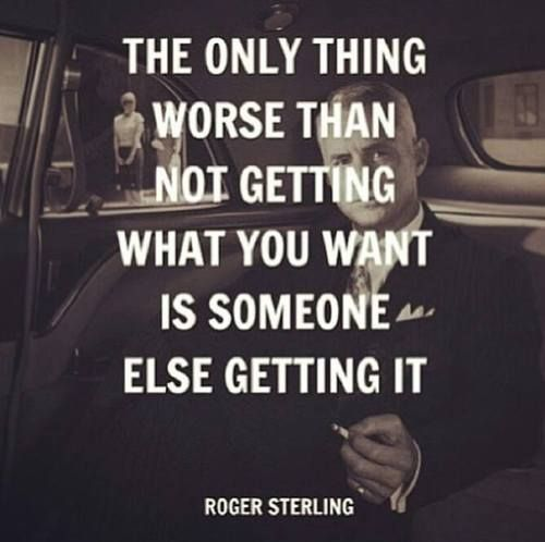 Mad Men Quotes By Roger Sterling