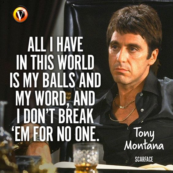 Best Scarface Quotes