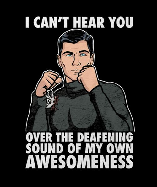 Best Archer Quotes About Awesomeness