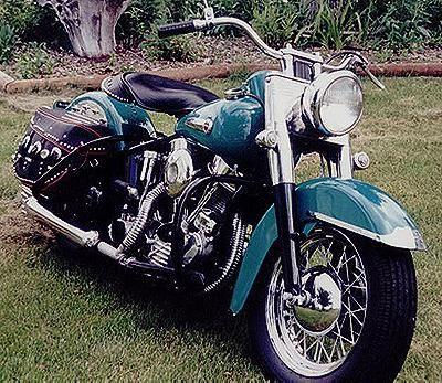 Cheap Used Motorcycle Harley-Davidson