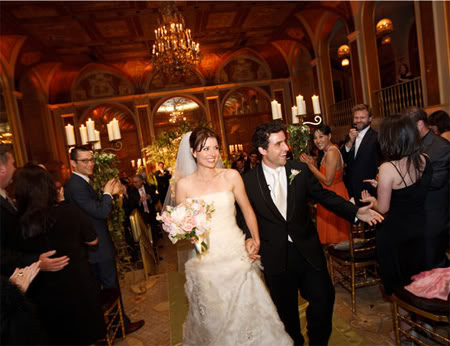 Vanessa Britting And David Krumholtz Wedding