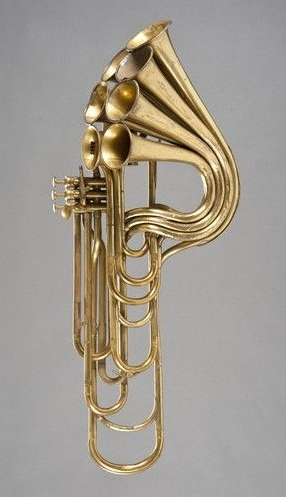 Unusual Musical Invention Of Adolphe Sax