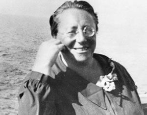 German Mathematician Emmy Noether