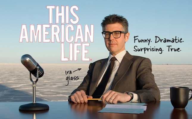Storytelling Podcast This American Life