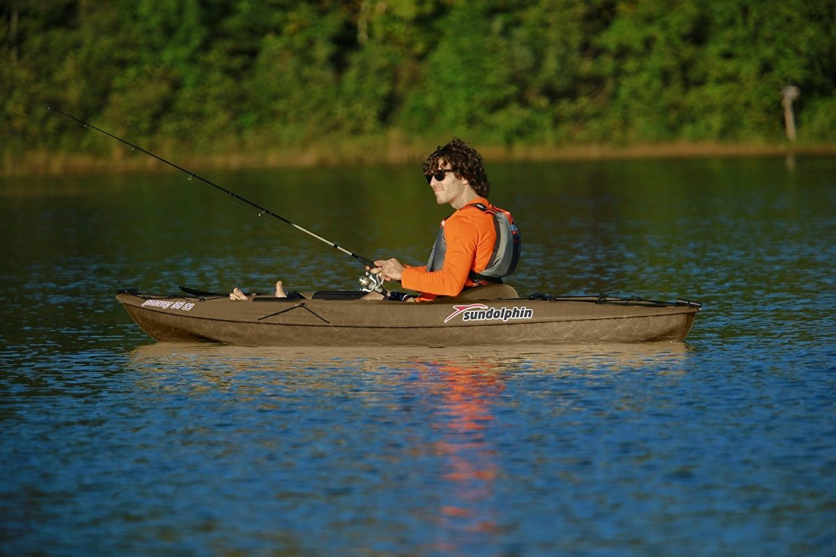 10 Best Sun Dolphin Fishing Kayaks On Amazon Find