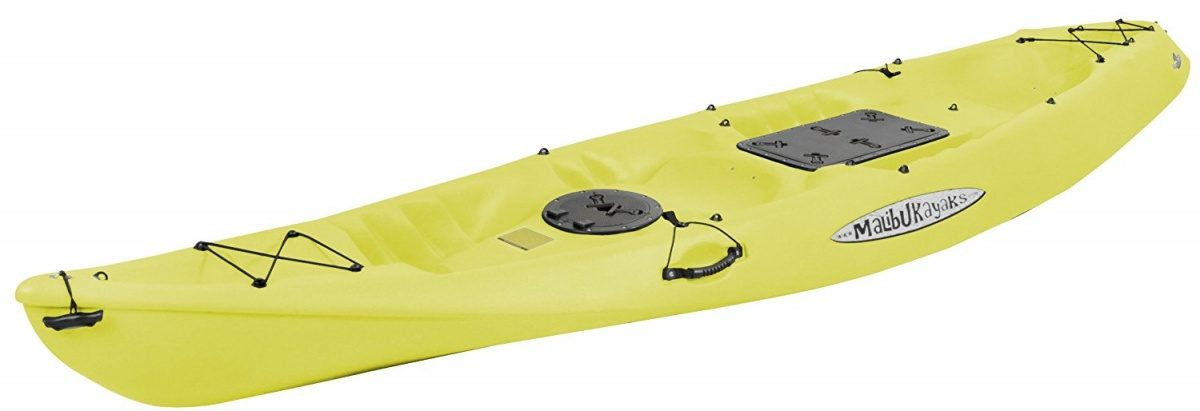 Malibu Kayaks Pro 2 Tandem Recreation Package Sit on Top Kayak